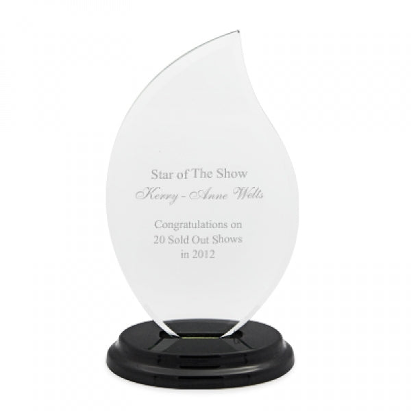 High Gloss Flame Award