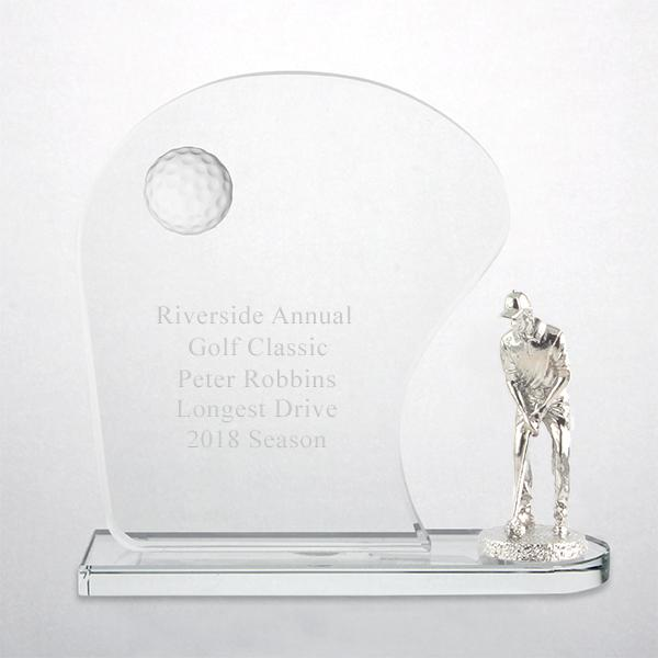 Glass Golfer Award