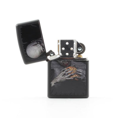Zippo Zombie Brains - EXCLUSIVE DESIGN - Things Engraved