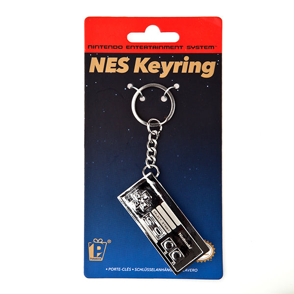 NES Controller Keychain