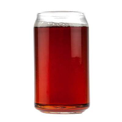 Beer Can Glass 16oz
