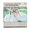 1st Communion Brushed Frame