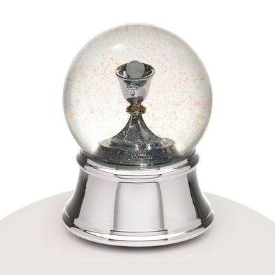 1st Holy Communion Musical Water Globe