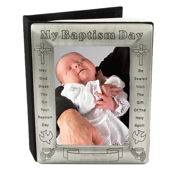 Baptism Photo Album
