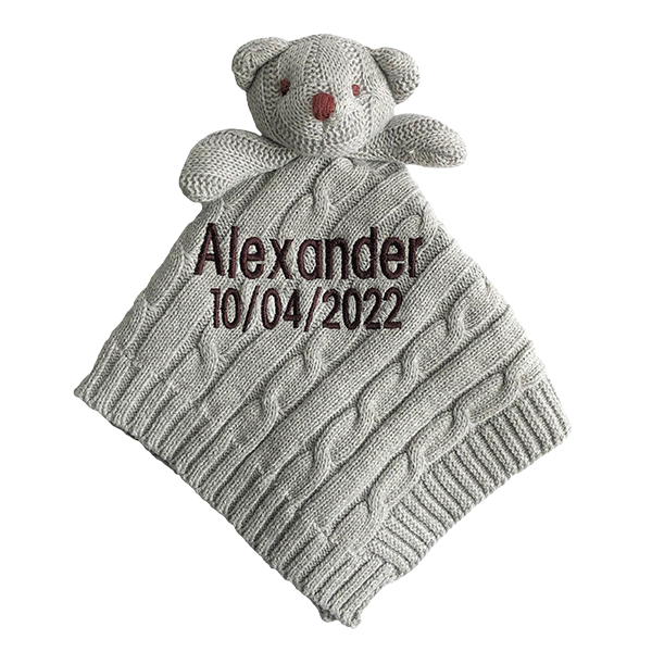 Bear Security Blanket