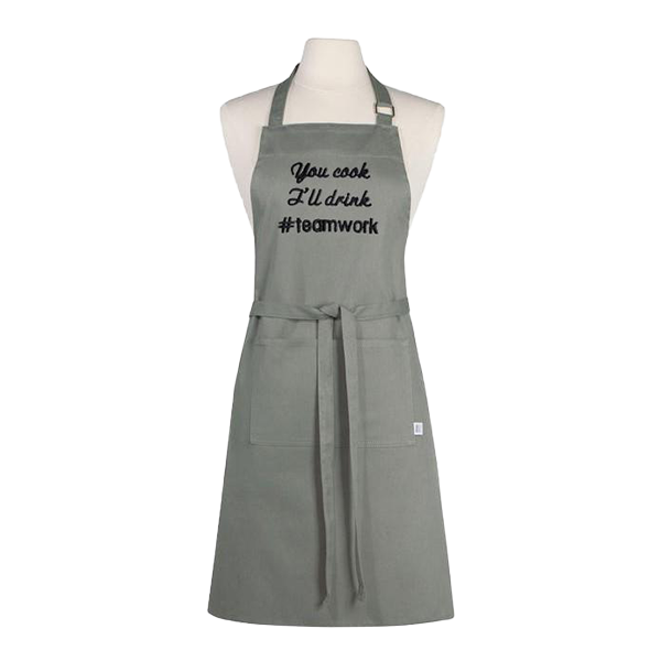 Chef Apron - Grey