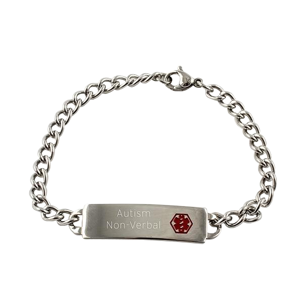 Child's Medical ID Bracelet