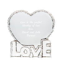 Crystal LOVE Heart
