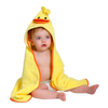 Duck Hooded baby towel