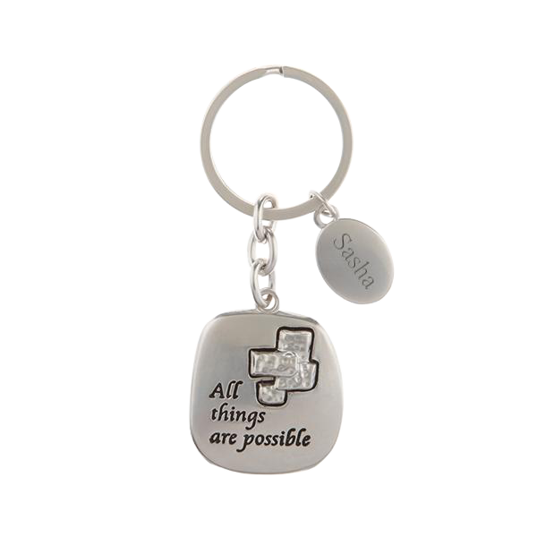 Keychain - All Things Are Possible