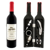 Large Wine Bottle Accessory Set