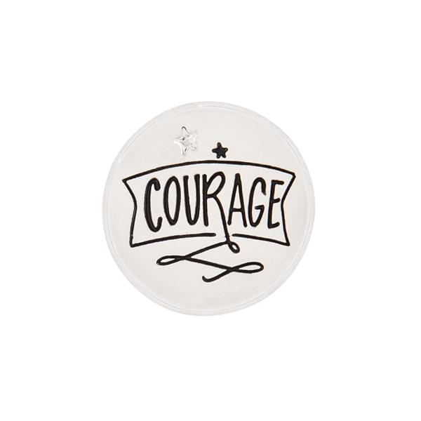 "Pocket Token ""Courage"""