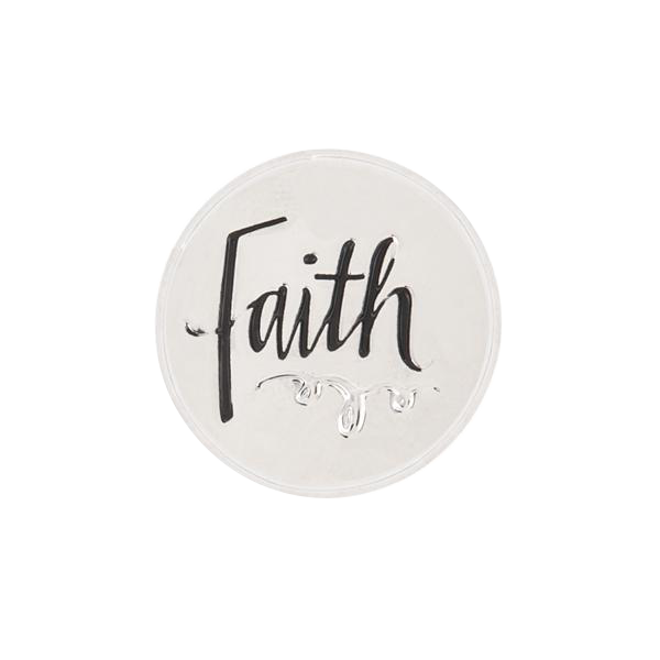 "Pocket Token ""Faith"""