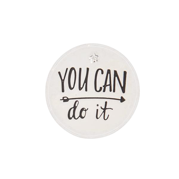 "Pocket Token ""You Can Do It"""