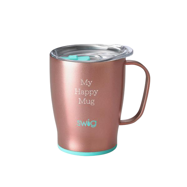 SWIG - 18oz Mug Rose Gold