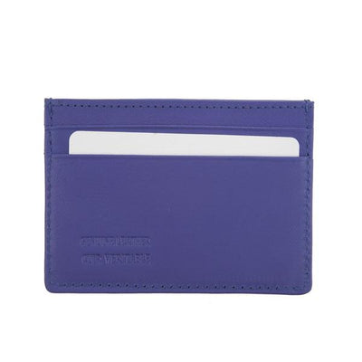 Slim CC Wallet - Crocus