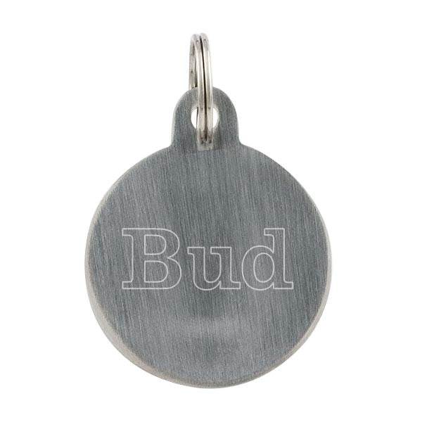 Stainless Steel Pet Tag