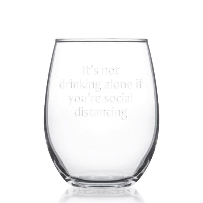 Stemless Wine Glass 15oz