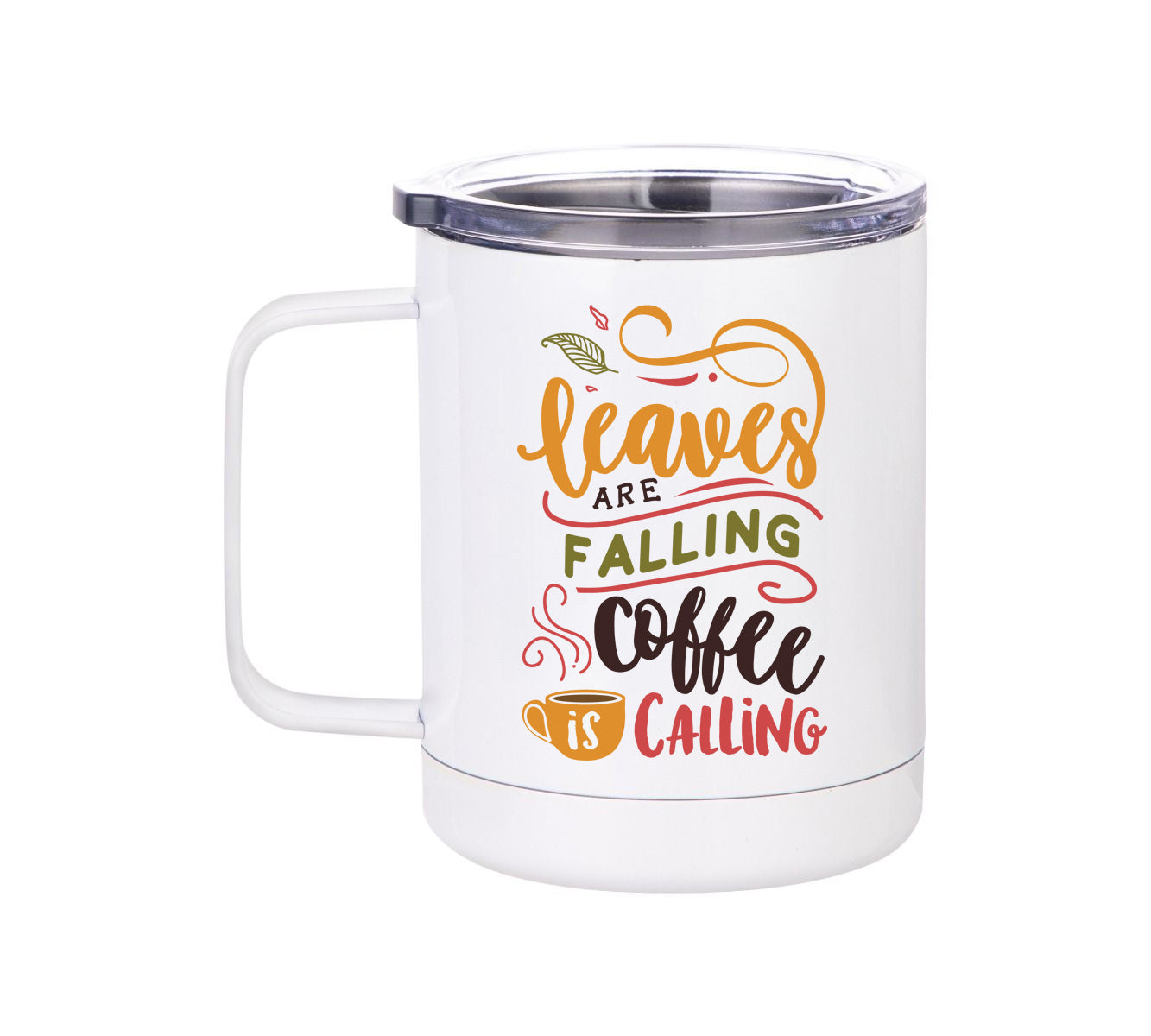 Fall travel mug 12oz