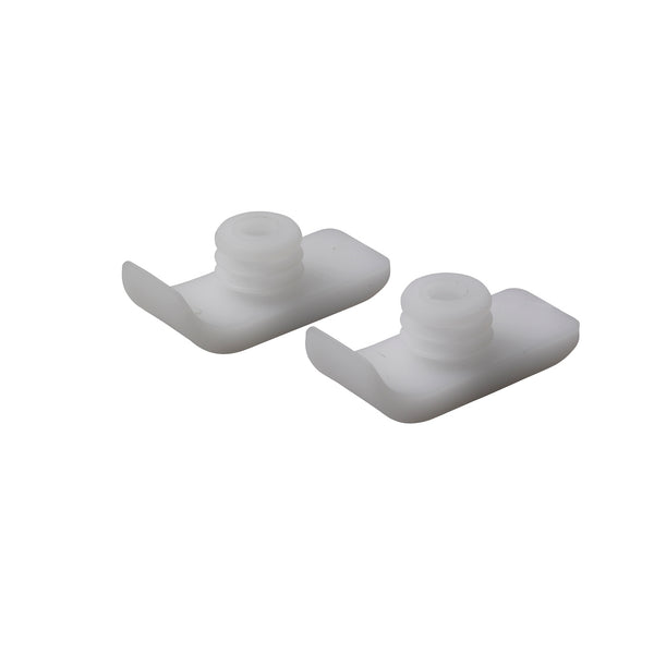 Walker Ski Glides, White, 1 Pair - Discount Homecare & Mobility Products