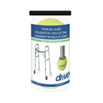 Walker Rear Tennis Ball Glides with Tennis Ball Can, 1 Pair - Discount Homecare & Mobility Products