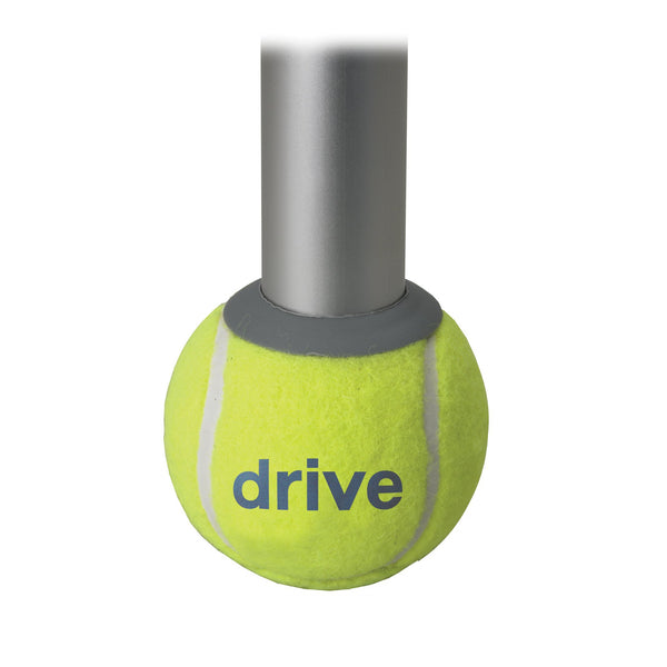 Walker Rear Tennis Ball Glides with Additional Glide Pads, 1 Pair - Discount Homecare & Mobility Products