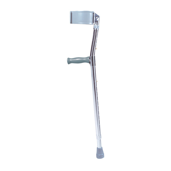 Lightweight Walking Forearm Crutches, Tall Adult, 1 Pair - Discount Homecare & Mobility Products