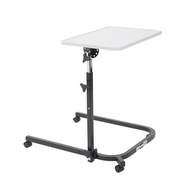 Pivot and Tilt Adjustable Overbed Table - Discount Homecare & Mobility Products