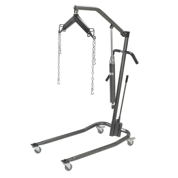Hydraulic Patient Lift with Six Point Cradle, 3