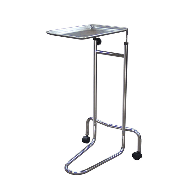Mayo Instrument Stand, Double Post - Discount Homecare & Mobility Products