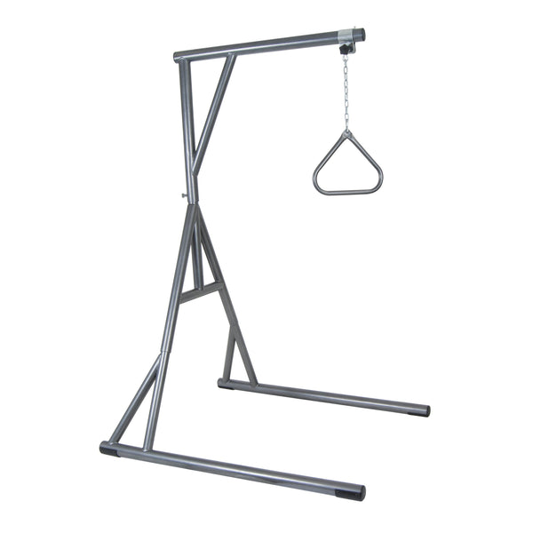 Bariatric Heavy Duty Trapeze Bar, Silver Vein - Discount Homecare & Mobility Products