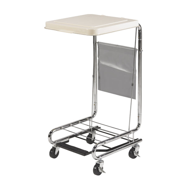 Hamper Stand with Poly Coated Steel - Discount Homecare & Mobility Products