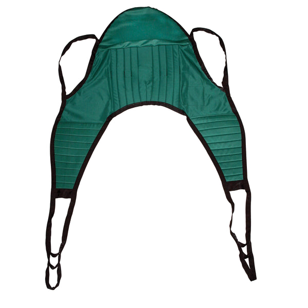 Padded U Sling, with Head Support, Medium - Discount Homecare & Mobility Products