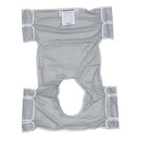 Patient Lift Sling with Commode Opening, Dacron - Discount Homecare & Mobility Products