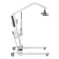 Battery Powered Electric Patient Lift with Rechargeable and Removable Battery, No Wall Mount - Discount Homecare & Mobility Products
