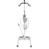 Battery Powered Electric Patient Lift with Rechargeable and Removable Battery, With Wall Mount - Discount Homecare & Mobility Products