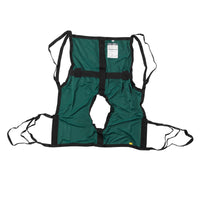 One Piece Sling with Positioning Strap, with Commode Cutout, Medium - Discount Homecare & Mobility Products