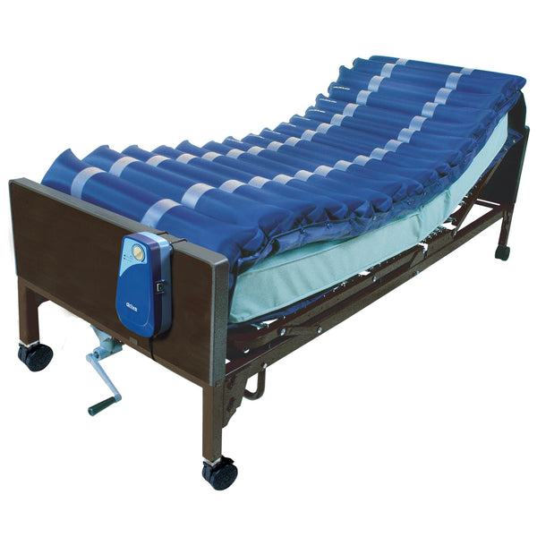 "Med Aire Low Air Loss Mattress Overlay System, with APP, 5"" - Discount Homecare & Mobility Products"