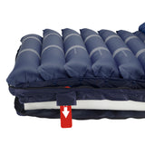 "Med-Aire Assure 5"" Air with 3"" Foam Base Alternating Pressure and Low Air Loss Mattress System - Discount Homecare & Mobility Products"