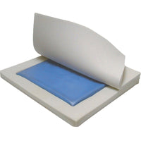 "Gel ""E"" Skin Protection Wheelchair Seat Cushion, 22"" x 18"" x 3"" - Discount Homecare & Mobility Products"