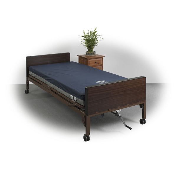 "ShearCare 1500 Foam Bariatric Dual Layer Pressure Redistribution Mattress, 80"" x 48"" - Discount Homecare & Mobility Products"