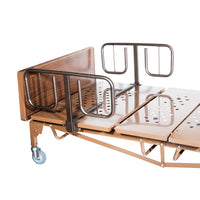 Full Electric Bariatric Hospital Bed with 1 Set of T Rails - Discount Homecare & Mobility Products