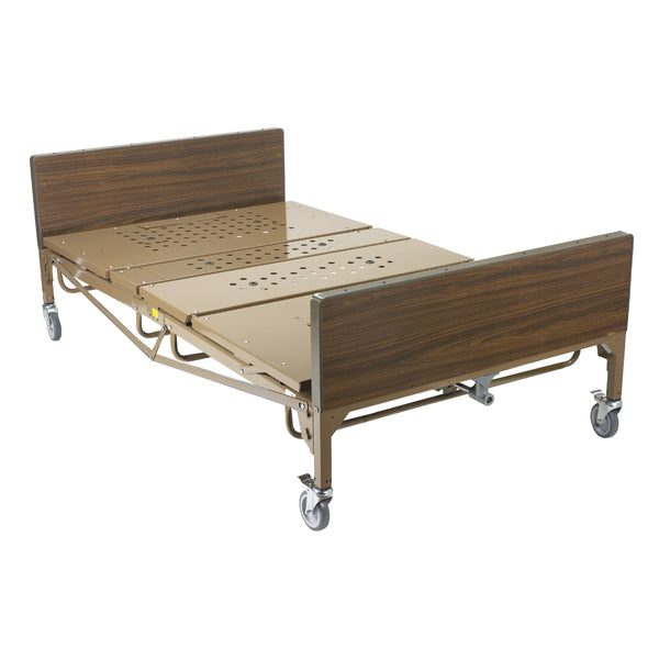 Full Electric Heavy Duty Bariatric Hospital Bed, Frame Only - Discount Homecare & Mobility Products