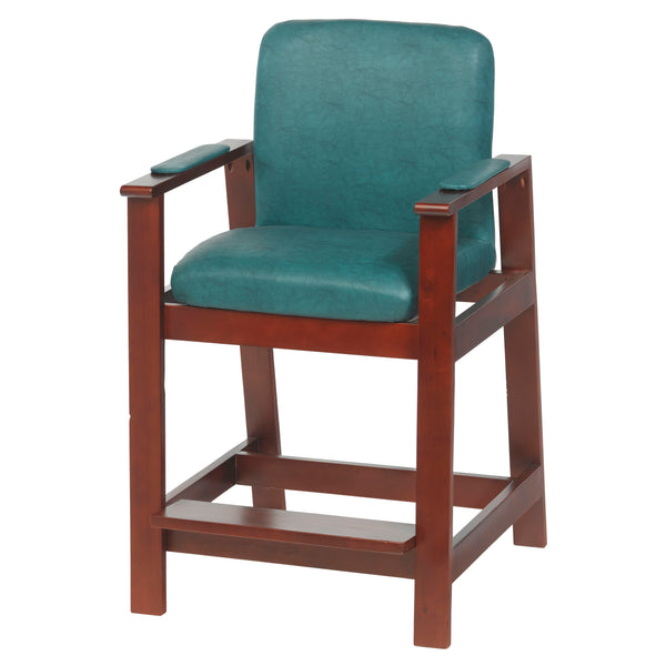 Wooden High Hip Chair - Discount Homecare & Mobility Products