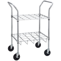 Oxygen Cylinder Cart, 12 Cylinders - Discount Homecare & Mobility Products