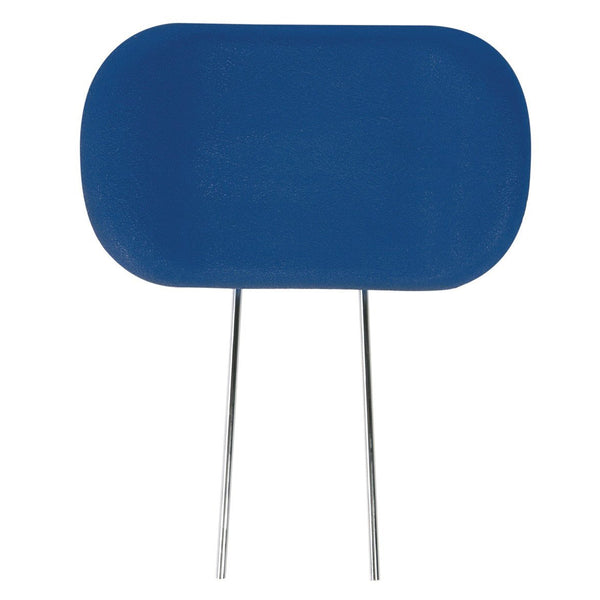 Bellavita Padded Headrest, Blue - Discount Homecare & Mobility Products