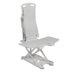 Bellavita Tub Chair Seat Auto Bath Lift, White - Discount Homecare & Mobility Products