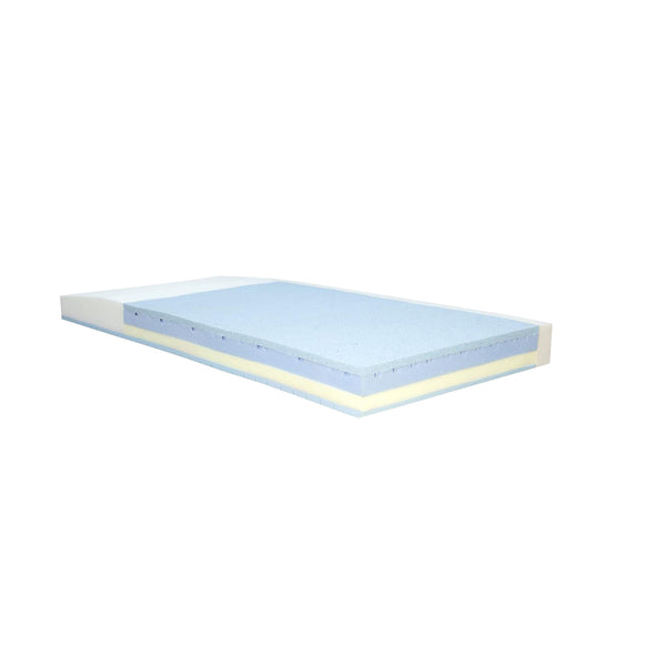 "Multi-Ply Dynamic Elite Foam Pressure Redistribution Mattress, 80"" - Discount Homecare & Mobility Products"