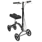 DV8 Aluminum Steerable Knee Walker Knee Scooter Crutch Alternative - Discount Homecare & Mobility Products