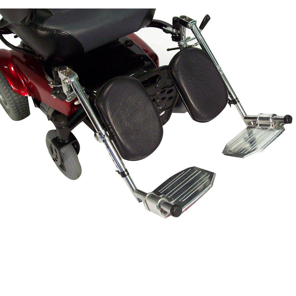Power Wheelchair Elevating Legrest Bracket with Hemi Spacing - Discount Homecare & Mobility Products